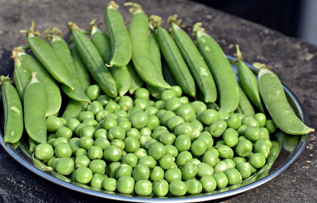 Peas Vegetable Green Vegetables