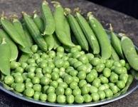 Peas Vegetable Green Vegetables