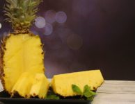 Pineapple Delicious Fruit Food